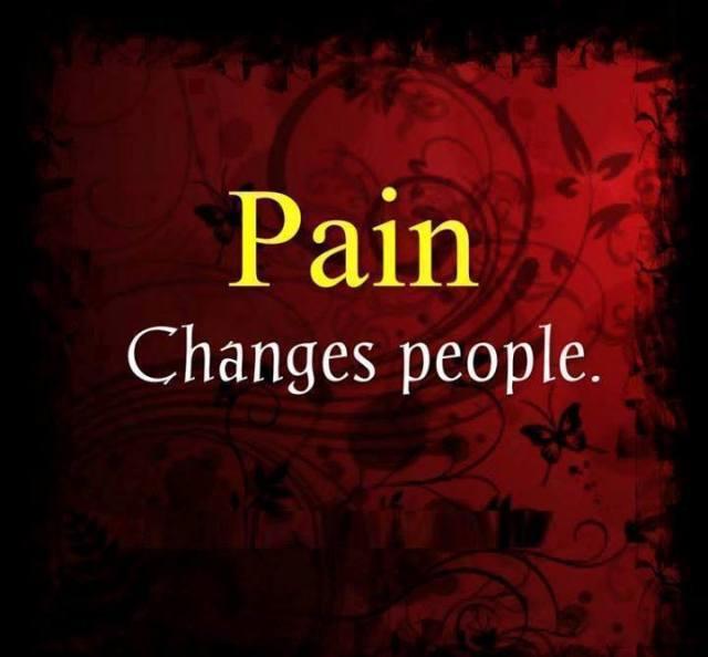 pain-changes